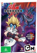 Bakugan: Volume 2