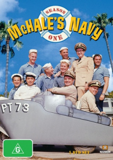 McHale's Navy: Season 1  (Single Case Version)