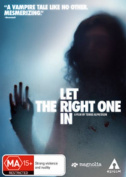Let the Right One In [Region 4]