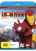 Iron Man [Blu-ray] [Region B] [Blu-ray]
