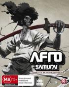Afro Samurai [Regions 1,4] [Blu-ray]