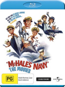 McHale's Navy Movie Double Feature [Regions 1,4] [Blu-ray]