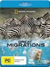 National Geographic Great Migrations [Blu-ray] [Region B] [Blu-ray]