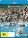 National Geographic Great Migrations [Blu-ray] [Region B] [Blu-ray]