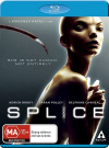 Splice [Blu-ray] [Region B] [Blu-ray]
