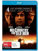 No Country for Old Men [Region B] [Blu-ray]