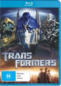 Transformers [2 Discs] [Region B] [Blu-ray] [Special Edition]