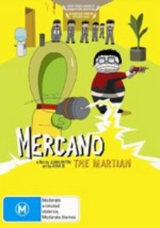 Mercano the Martian