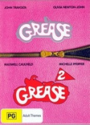 Grease / Grease 2 [Region 4]