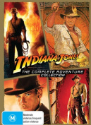 Indiana Jones Complete Collection  [Region 4]
