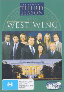West Wing Complete Season 3  (6 Disc)
