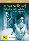 Cat on a Hot Tin Roof Deluxe Edition [Region 4]