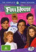 Full House: Season 3  [4 Discs] [Region 4]