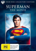 Superman [4 Discs] [Region 4]