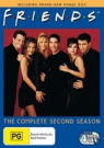 Friends Season 2 [Region 4]