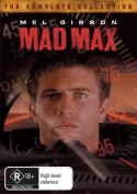 Mad Max Collection [Region 4]