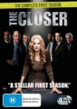 The Closer - Season 1 [4 Discs] [Region 4]