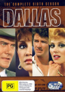 Dallas: Season 6 [Region 4]