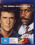 Lethal Weapon 2 [Region B] [Blu-ray]