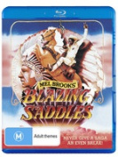 Blazing Saddles [Region B] [Blu-ray]