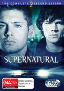 Supernatural - Season 2 [Region 4]