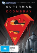 Superman Doomsday (Animated) [Region 4]