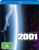 2001: A Space Odyssey [Region B] [Blu-ray]