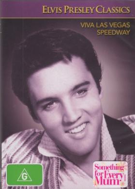 Elvis Presley Classics Speedway / Viva Las Vegas by Reel ...