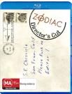 Zodiac (Director's Cut) [Region B] [Blu-ray]