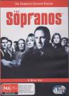 Sopranos Season 2    [4 Discs] [Region 4]