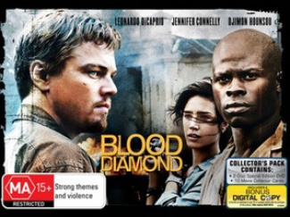 Blood Diamond (2 Disc Special Edition/Digital Copy/Collector Cards)