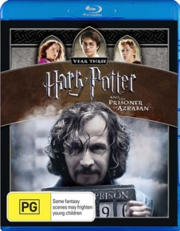Harry Potter and the Prisoner of Azkaban (1 Disc Blu-ray/Digital Download)