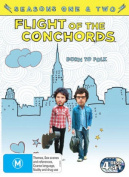 Flight Of The Conchords Season 1 and 2 [Region 4]