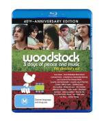 Woodstock [Region B] [Blu-ray]