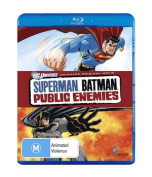 Superman/Batman [Blu-ray]