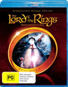 Lord Of The Rings Animated Deluxe Edition