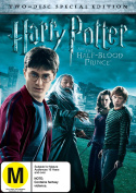 Harry Potter and the Half-Blood Prince  [Region 4]