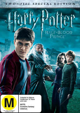 Harry Potter and the Half-Blood Prince (Special Edition DVD/Digital Download)