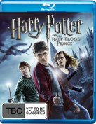 Harry Potter and the Half-Blood Prince  [2 Discs] [Blu-ray]