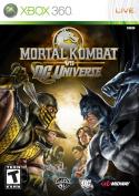 Mortal Kombat v DC Universe