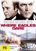 Where Eagles Dare [Region 4]