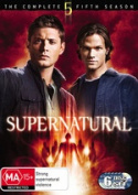Supernatural: Season 5 [Region 4]