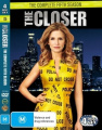 The Closer: Season 5 [Region 4]