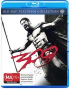300 (Platinum Collection) [Region B] [Blu-ray]