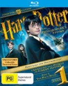 Harry Potter & The Philosophers Stone  [Blu-ray]