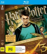 Harry Potter The Prisoner Of Azkaban  [Blu-ray]