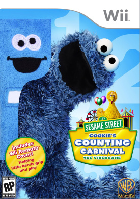 Sesame Street Cookies Counting Carnival