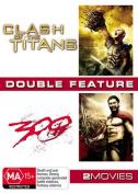300 / Clash of the Titans  [Region 4]