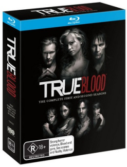 True Blood: Season 1 and 2 (With Comic Book)