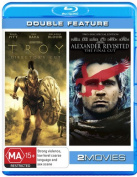 Troy (Director's Cut) / Alexander  [Blu-ray]
